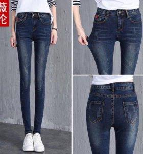 Новые джинсы 25 размер