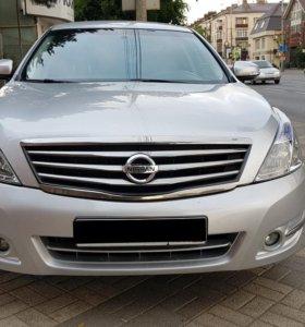 Nissan Teana, 2011