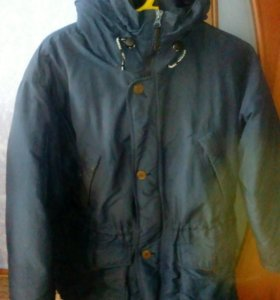 Куртка мужск зимняя