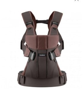 Рюкзак-кенгуру Baby bjorn carrier active 0-12 мес.