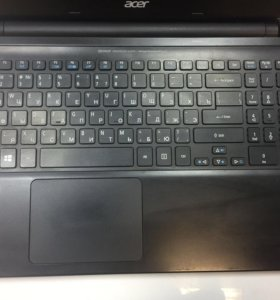 ноутбук Acer v5-551g