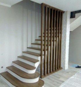 Лестницы. Проектирование, монтаж.