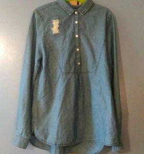 Рубашка и кофты