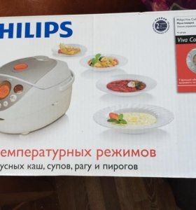 Мультиварка PHILIPS Viva Collection (без торга‼️)