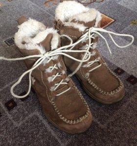 Зимние сапоги!30 размер!;)