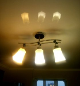 Люстры светильники