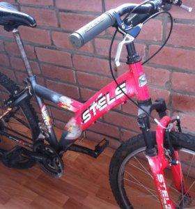 Велосипед stels на запчасти