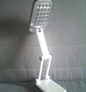 Светильник настольный аккумуляторнвй