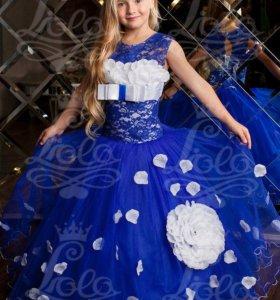 Нарядные платья для принцесс.