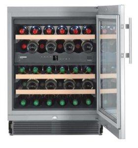 Встраиваемый винный шкаф Liebherr UWT-ES-1672