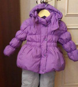 Зимний костюм Futurino