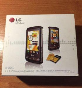 LG KS 660