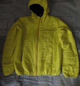 Куртка осень весна р-р 46