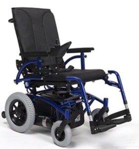 Инвалидная коляска электрическая Vermeiren Navix