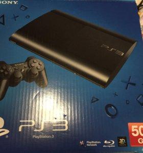 Игровая консоль PlayStation 3 Sony 500GB