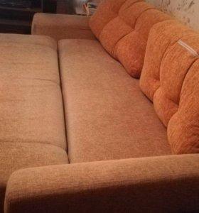 Раскладной диван (диван + кровать)
