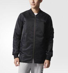 Куртка-бомбер Adidas Neo