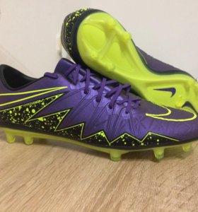 Бутсы Nike Hypervenom Phinish fg
