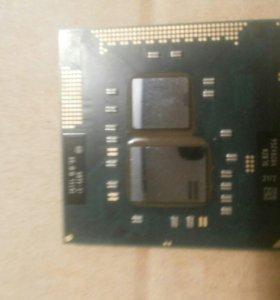 Процессор Intel i5-460м