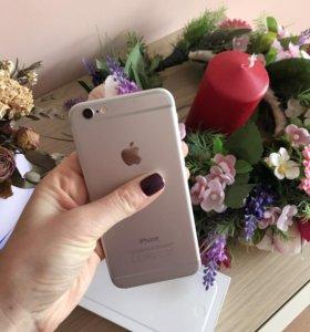 iPhone 6, 16gb, Silver