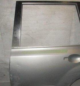 Задние двери на Ниссан x-trail