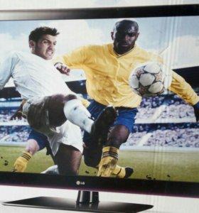 Телевизор LG 32LED lcd tv 80см в упаковке.