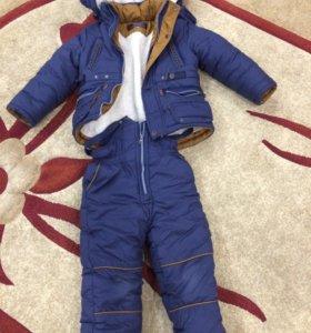 Детский костюм зимний