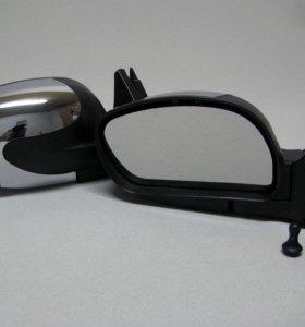 Зеркало боковое ВАЗ-2107 + поворот к-т 2 шт.