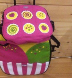 Чемоданчик + сумка детские