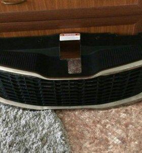 Решетка радиатора Kia Rio