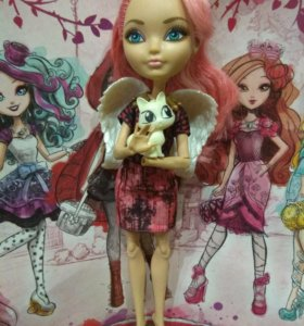Кукла Ever After High C.A. Cupid. Б.У.