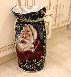 Новогодний мешок для подарков Необыкновенный👍🎁🎄