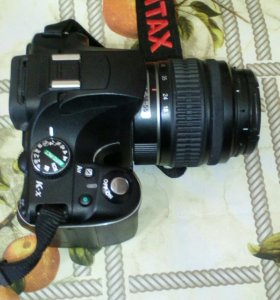 Фотоаппарат pentax зеркальный