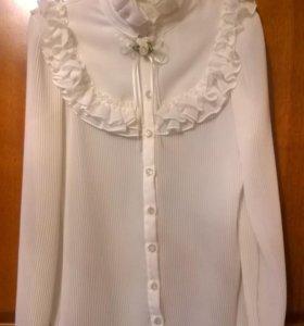 Нарядная блузка для девочек