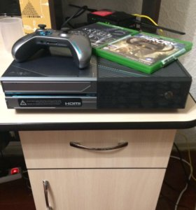Xbox one, 1 tb