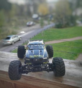 Р/у моделька pilotage monster stem 18