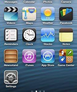 Откат на ios 6 iPhone 4s