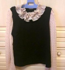 Оригинальная блузка для девочек