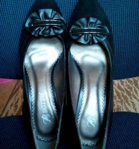Новые чёрные туфли 👠