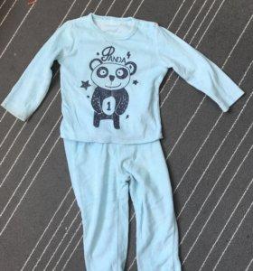 Пижама 1,5-2 годика