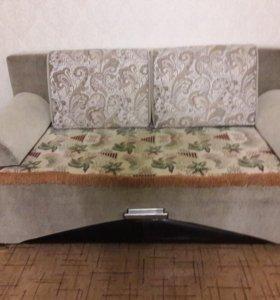 Продам два одинаковых дивана