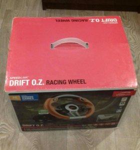 Игровой руль drift o.z. racing wheel