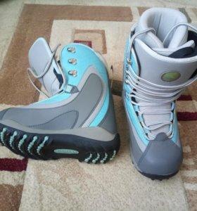 Ботинки для сноуборда Kemper 35,5