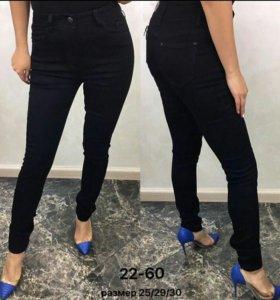 Новые джинсы зара 27