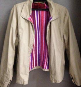 Куртка-ветровка Итал BOSS