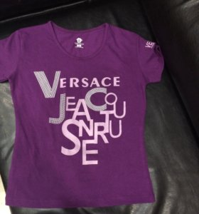 Футболка Versace р.38-40