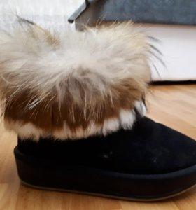 Ботинки зимние KEDDO