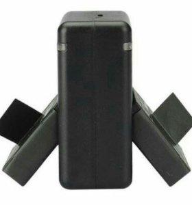 зарядное устройство на 2 аккумулятора Xiaomi yi