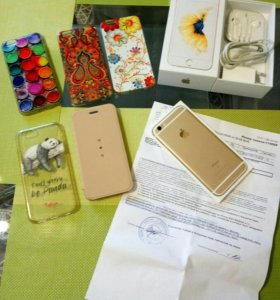 iPhone Gold 6s 64 gb