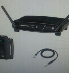 Радиосистема для гитары Audio technica system 10